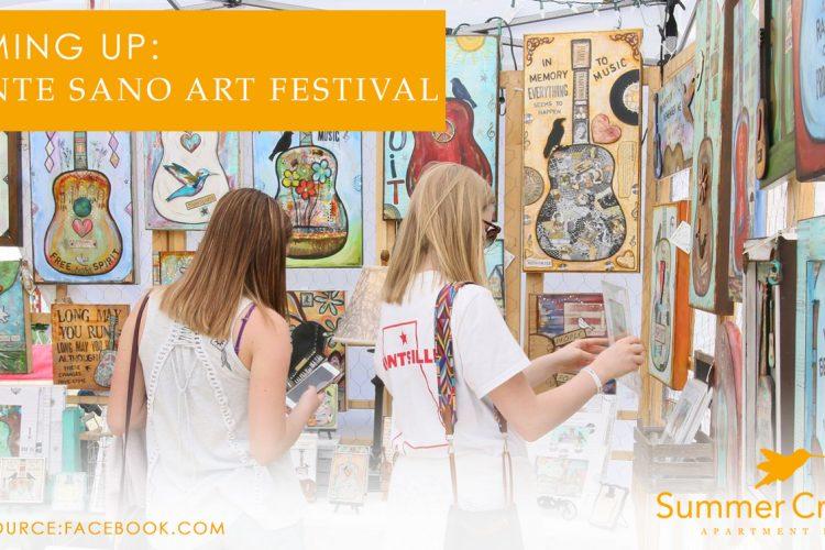 Coming Up: Monte Sano Art Festival