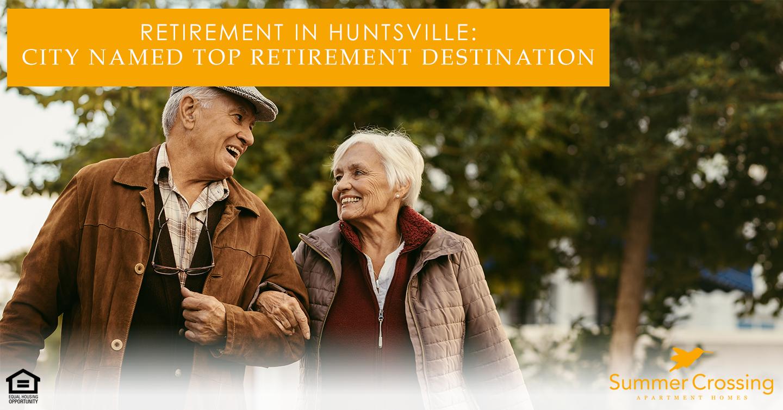retirement in Huntsville