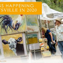 things happening in Huntsville in 2020