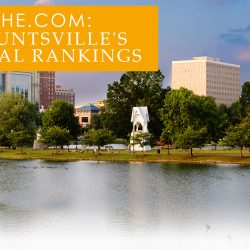 Huntsville's National Rankings