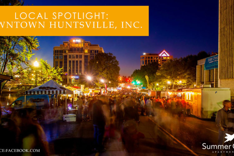 Local Spotlight: Downtown Huntsville, Inc.