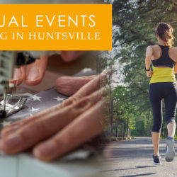 virtual events happening in Huntsville