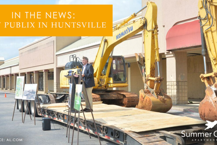 In the News: New Publix in Huntsville