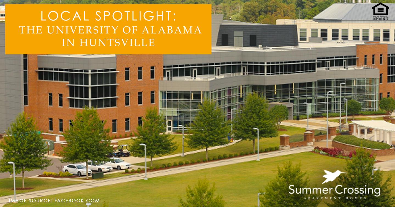 the University of Alabama in Huntsville
