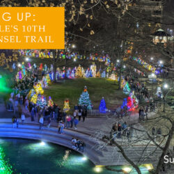 Huntsville's 10th Annual Tinsel Trail