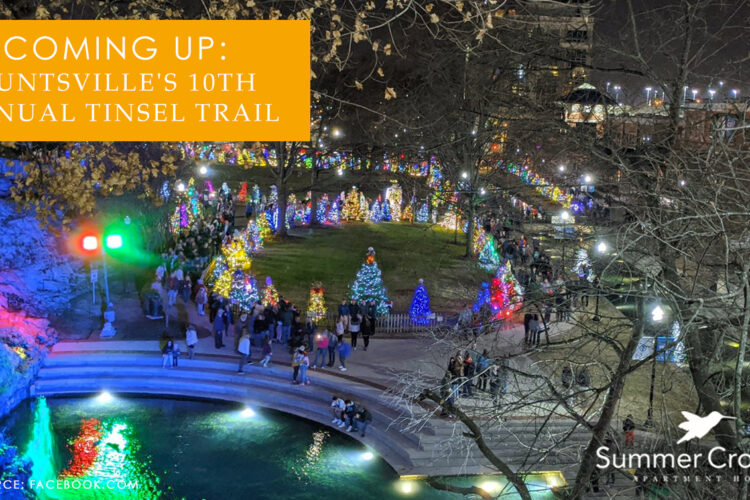 Coming Up: Huntsville's 10th Annual Tinsel Trail