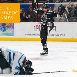 Huntsville Havoc Hockey Games