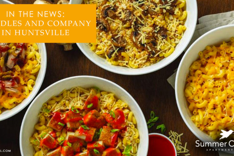 In the News: Noodles and Company in Huntsville