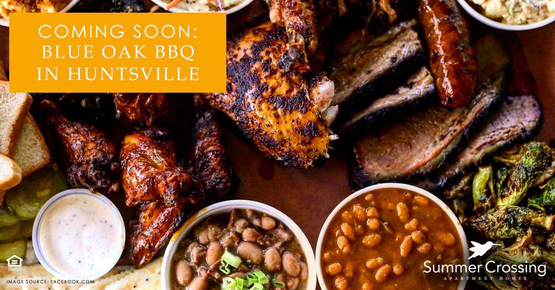 Coming Soon: Blue Oak BBQ in Huntsville